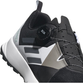 adidas TERREX Two Boa Chaussures Femme, core black/grey four/ftwr white